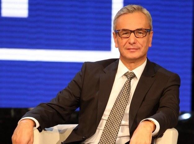 Andrzej Biernat zapewnia o swej niewinności /Tomasz Radzik /Agencja SE/East News