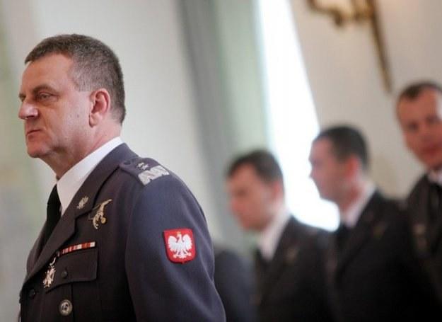 Andrzej Błasik, Dowódca Sił Powietrznych/fot. Karol Piechocki