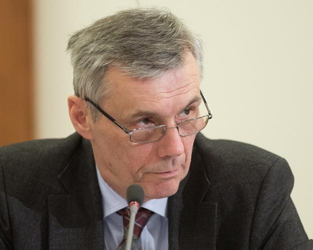 Andrzej Bratkowski, członek RPP. Fot. Andrzej Iwańczuk /Reporter