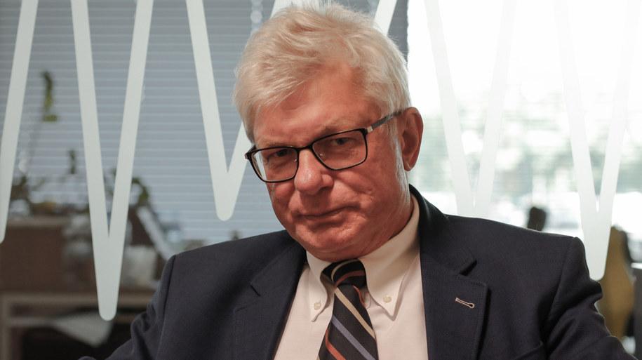 Andrzej Celiński /Bartosz Sroczyński /RMF FM