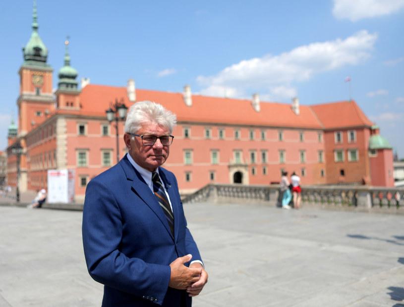 Andrzej Celiński /STANISLAW KOWALCZUK /East News
