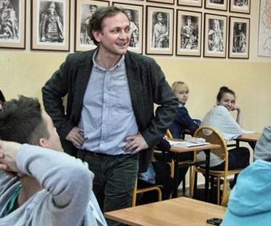 Andrzej Chyra dołącza do grona filmowych nauczycieli