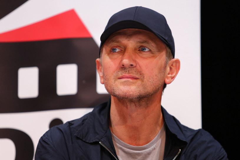 Andrzej Chyra jest jednym z najzdolniejszych polskich aktorów /Piotr Matusewicz /East News