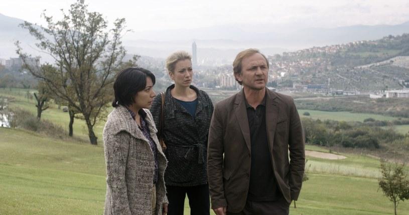 """Andrzej Chyra (P) w filmie """"Catalina"""" /FPFF w Gdyni /materiały prasowe"""
