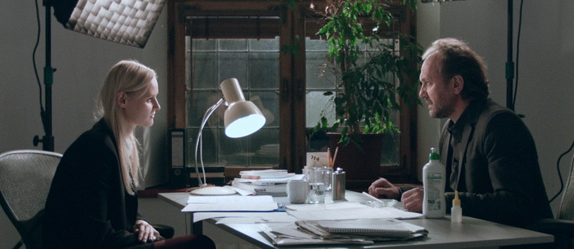 "Andrzej Chyra (P) w filmie ""Photon"" /Alter Ego Pictures /materiały dystrybutora"