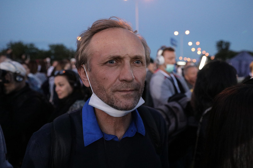 Andrzej Chyra /Andrzej Hulimka  /Agencja FORUM