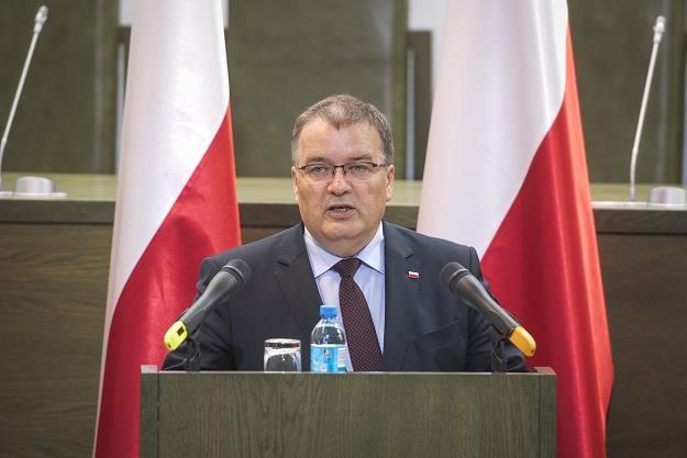 Andrzej Dera /fot. Jacek Domiński /Reporter