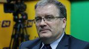 Andrzej Dera: Pan prezydent nie będzie pisał projektu nowej konstytucji