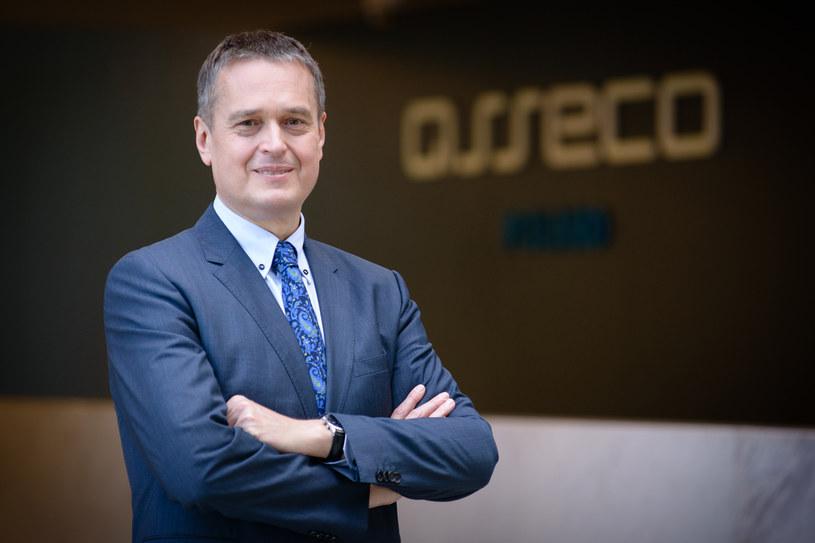 Andrzej Dopierała, prezes Asseco Data Systems, wiceprezes Asseco Poland /Asseco Poland /materiały prasowe