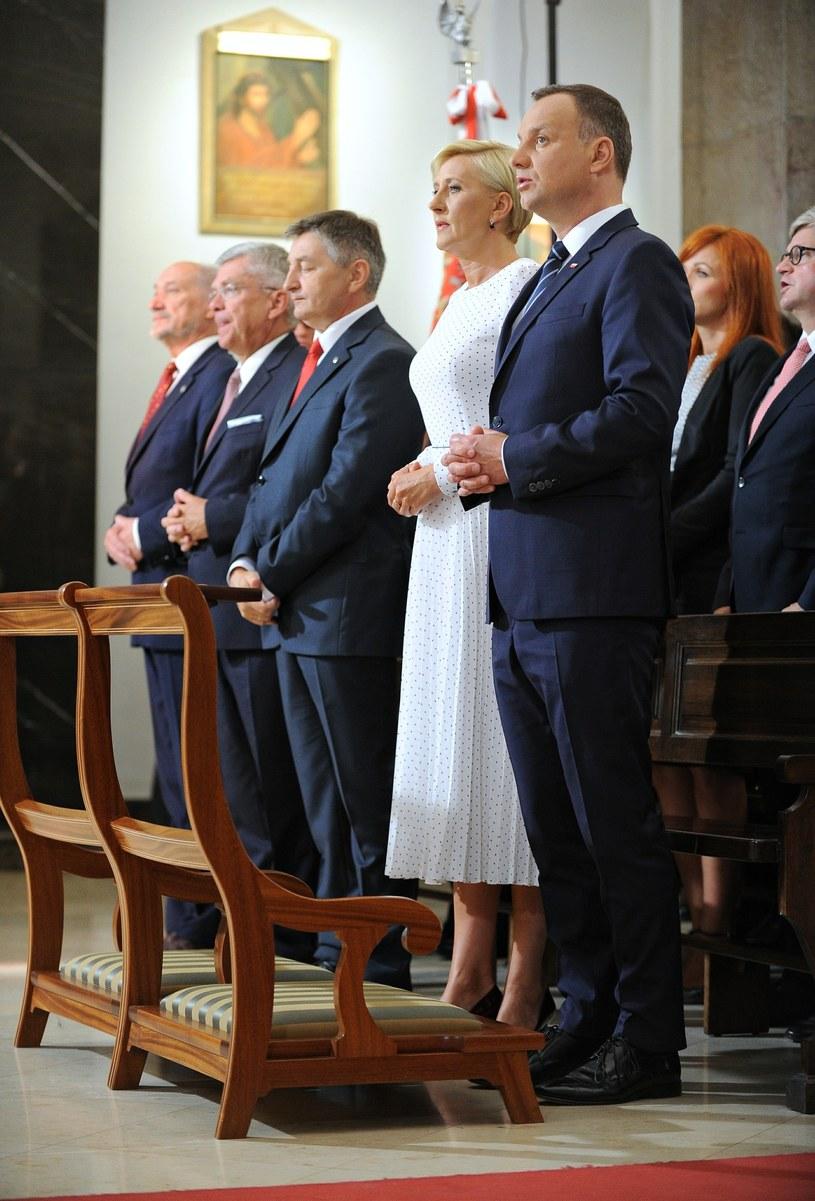 Andrzej Duda, Agata Kornhauser-Duda /Bartosz Krupa /East News