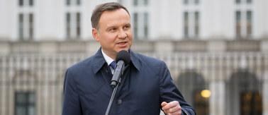 Andrzej Duda: Apeluję o wzajemne wybaczenie, bo jest nam ono ogromnie potrzebne
