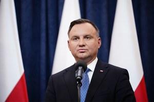 Andrzej Duda autorem publikacji o Europie Środkowej