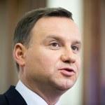 Andrzej Duda: Budowa Nord Stream 2 nie ma uzasadnienia ekonomicznego