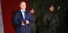 """Andrzej Duda dla """"DGP"""" o ordynacji do PE: Mocno skłaniam się w kierunku zablokowania tej propozycji"""