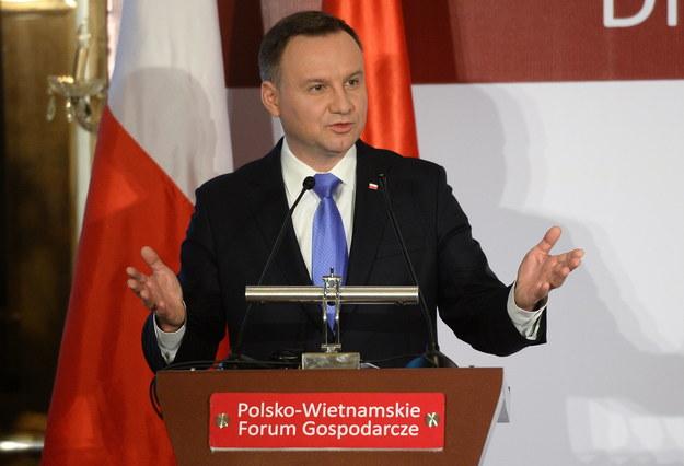 """Andrzej Duda dopuszcza weto po poprawkach PiS. """"Określiłem, jakie są granice"""""""