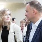 Andrzej Duda dumny z córki! Wielki sukces Kingi Dudy