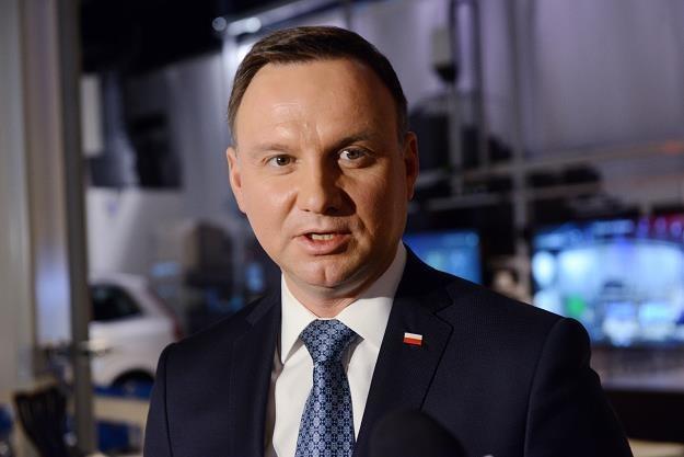 Andrzej Duda /fot. Jacek Turczyk /PAP