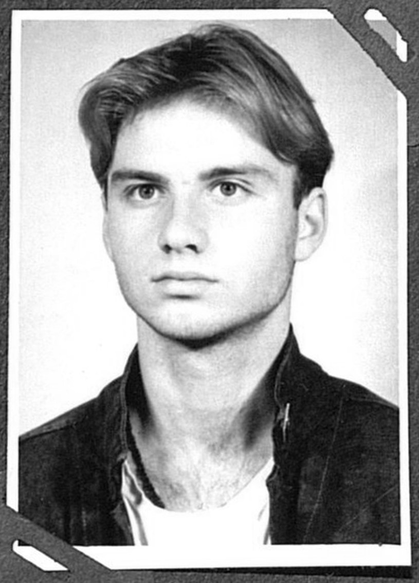 Andrzej Duda, fot. lata 80. /Archiwum Wojtka Łaskiego /East News