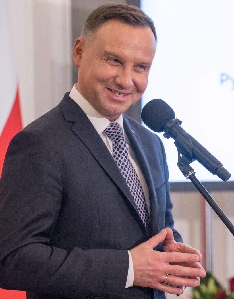 Andrzej Duda, fot. Paweł Wiśniewski /East News