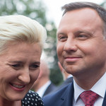 Andrzej Duda i Agata Duda mają powody do radości! Wspaniałe wieści