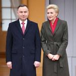Andrzej Duda i Agata Duda zdecydowali się na remont! Producent dziękuje za zaufanie
