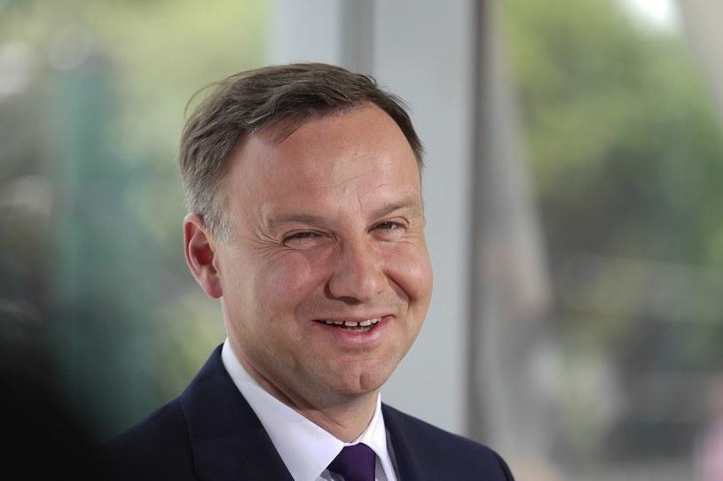 Andrzej Duda jest wykładowcą prawa administracyjnego w Katedrze Prawa Administracyjnego /Tomasz Jodłowski /Reporter