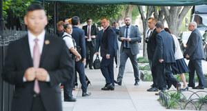 Andrzej Duda już w Waszyngtonie. Niebawem przełomowe spotkanie z Donaldem Trumpem