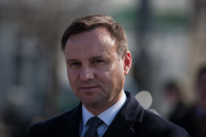 Andrzej Duda, kandydat na prezydenta z ramienia PiS /Jan Graczyński /East News