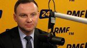 Andrzej Duda: Kandydowanie na prezydenta? Jestem człowiekiem służby. I jestem gotów służyć