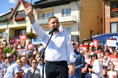 Andrzej Duda: Mam nadzieję, że zmiany w konstytucji poprą PSL, Konfederacja i część PO