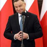 Andrzej Duda miał wypadek. Interweniowały służby