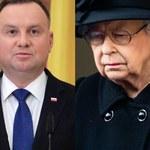 Andrzej Duda napisał list do królowej. Wspomniał o ważnym wydarzeniu...