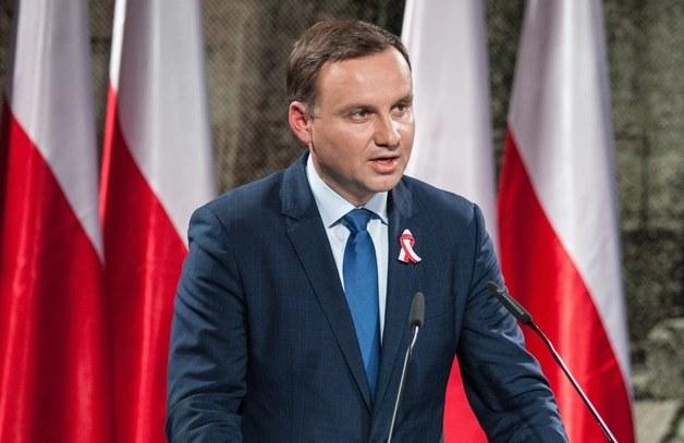 Andrzej Duda napisał najwięcej raportów /Jan Graczyński /East News