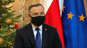 Andrzej Duda: Nie mam przekonania, że w sprawie aborcji powinno być referendum