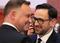 Andrzej Duda o Danielu Obajtku: Bardzo dobrze sobie radzi jako prezes Orlenu