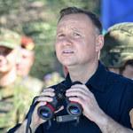 Andrzej Duda o delegalizacji k-popu: Muszę walczyć z ostrym cieniem mgły