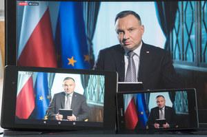 Andrzej Duda o sytuacji w radiowej Trójce: Żenujące