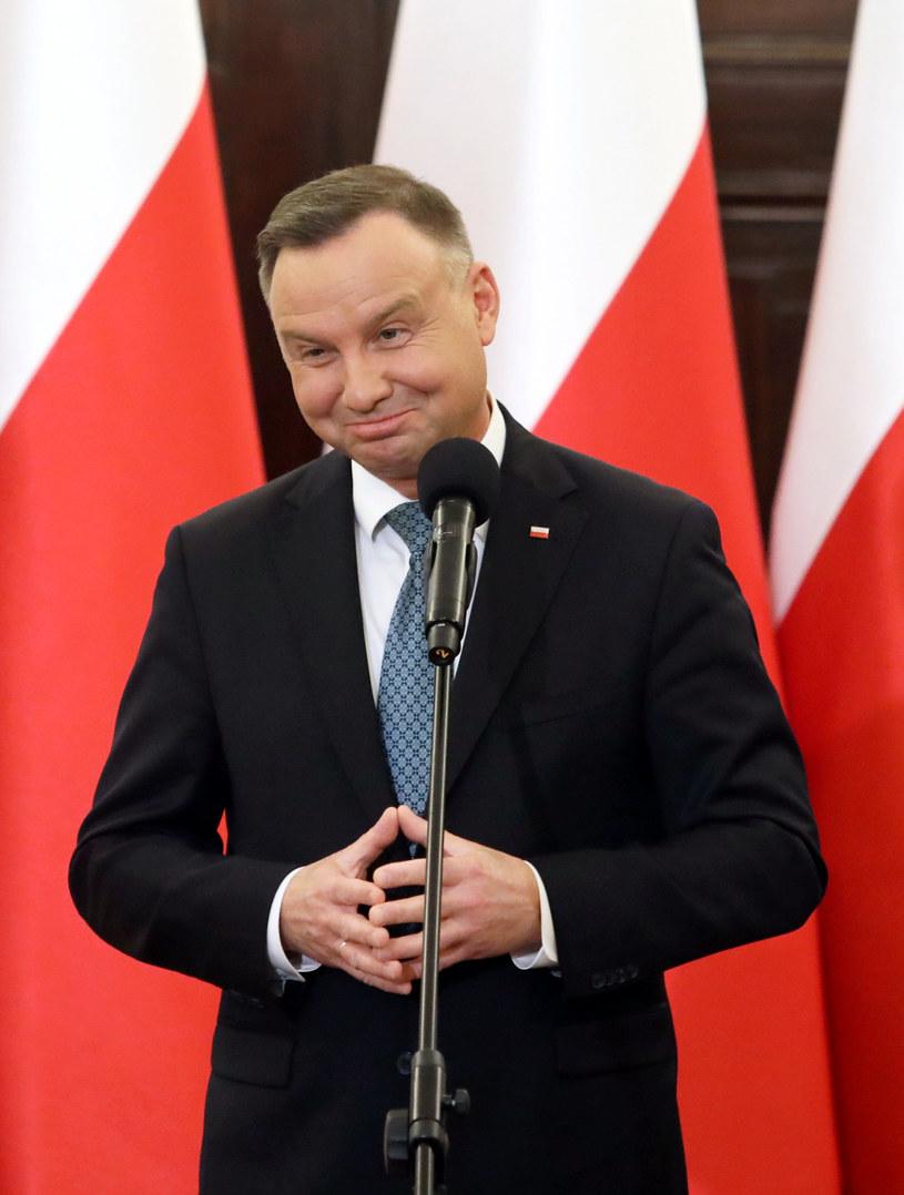 Andrzej Duda obecnie /Piotr Molecki /East News
