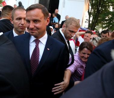 Andrzej Duda odwiedzi Estonię. Już w najbliższą niedzielę