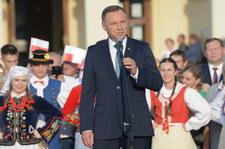 Andrzej Duda ostro o UE: Niech nas zostawią w spokoju