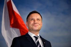 Andrzej Duda podczas spotkania z mieszkańcami Tarnowa w czasie kampanii prezydenckiej /Paweł Topolski /PAP