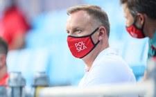Andrzej Duda pogratulował wioślarkom srebrnego medalu