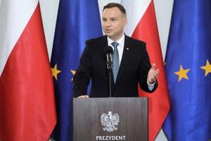 Andrzej Duda poinformował sędziów o ich przejściu w stan spoczynku