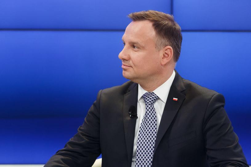 Andrzej Duda, prezydent Polski /123RF/PICSEL