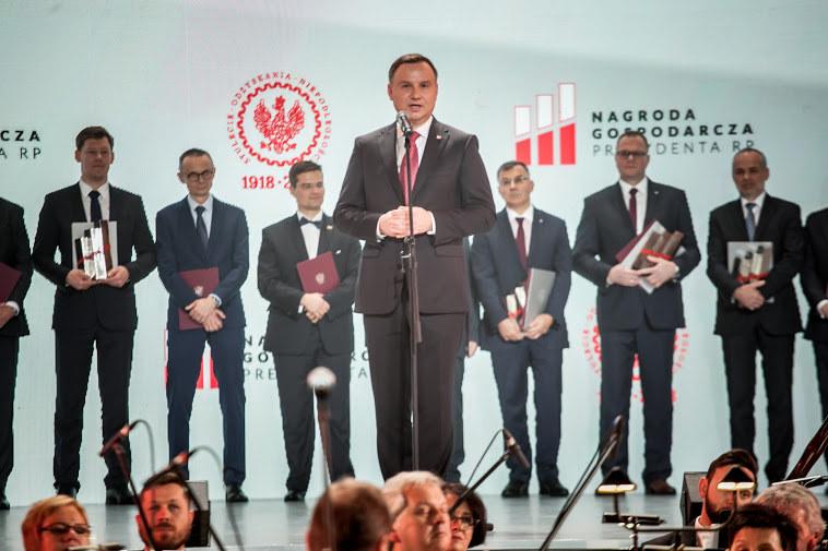 Andrzej Duda, prezydent RP /INTERIA.PL