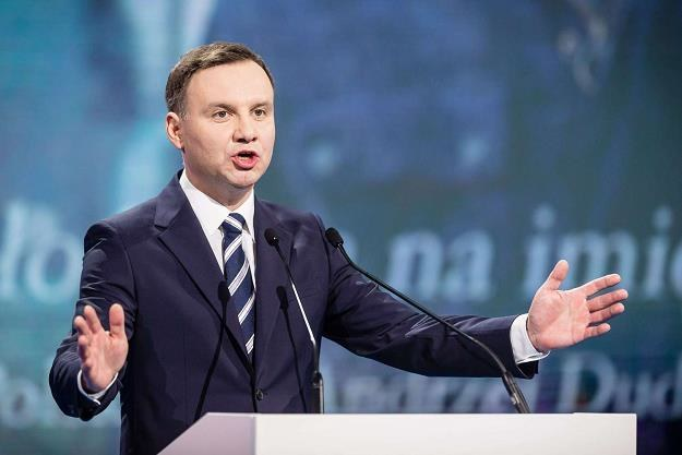 Andrzej Duda, prezydent RP /AFP