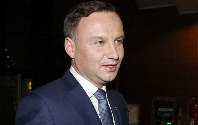 Andrzej Duda przygotowuje się do nowej roli! /Podlewski /AKPA