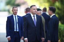 Andrzej Duda: Swoją drugą kadencję chciałbym zakończyć z podniesioną głową
