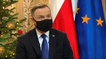 """Andrzej Duda w """"Gościu Wydarzeń"""": Policja w naszym kraju zachowuje się wzorcowo"""