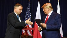 Andrzej Duda w drodze do USA. Znamy szczegóły wizyty w Białym Domu